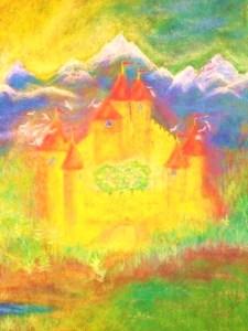 Fairy Tale castle adjustedDSC05036