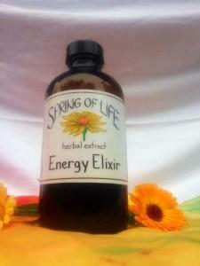 Energy Elixer Springs of Life 2014